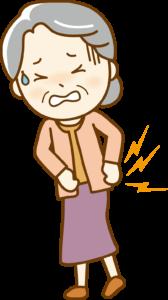 脊柱管狭窄症は慢性的な腰の痛みから